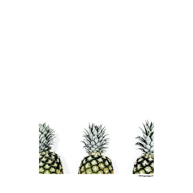 Triple Pineapple Poster