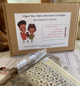 Make Your Own Lollipop Kits (4 designs)