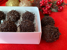 Load image into Gallery viewer, Rum and Dark Chocolate Truffles