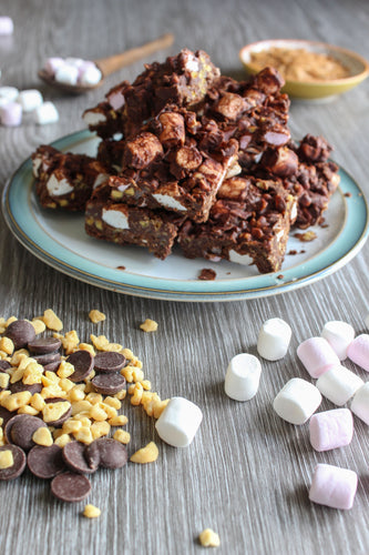 Make Your Own Really Rich Rocky Road