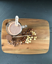 Load image into Gallery viewer, Hazelnut Hot Chocolate Stirrer