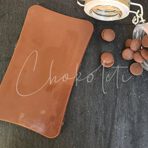 Just Cappuccino Chocolate Slab