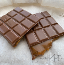 Load image into Gallery viewer, Toffee Apple & Cinnamon Caramel Bar