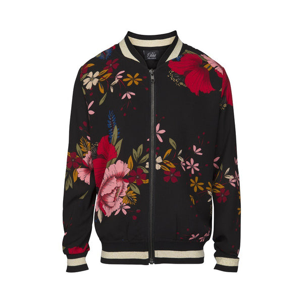 BLK Flower Jacket