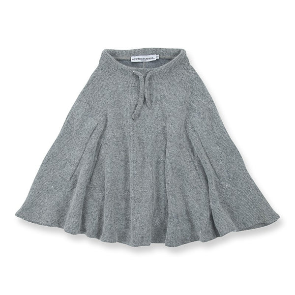 Doris Cape Grey