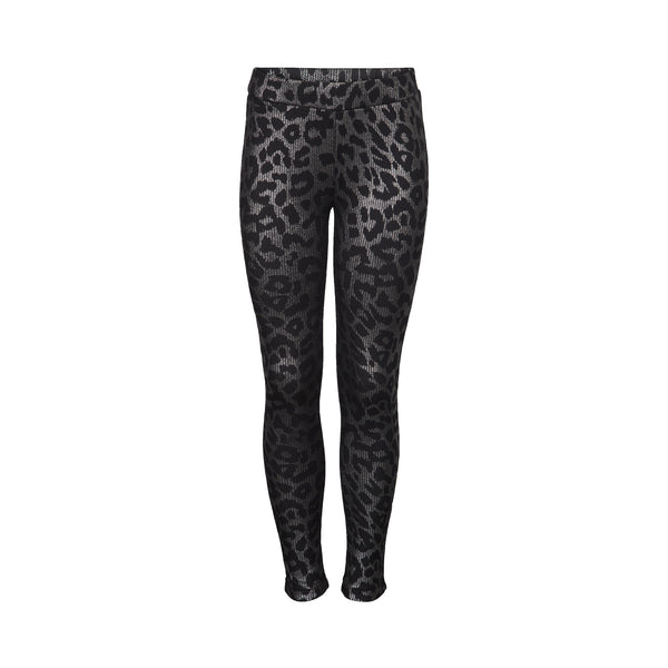 Leggings Black Leo