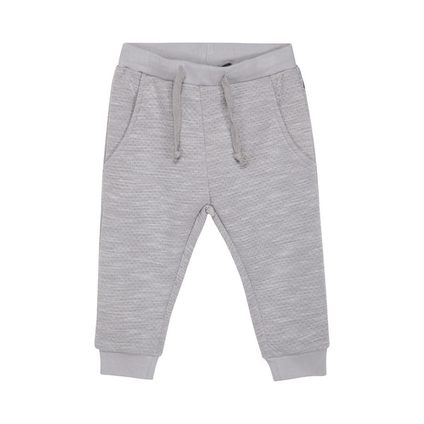 Pants Grey Mellange