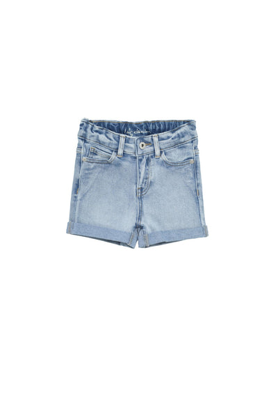 Rio Highwaist Shorts Light Blue