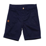 Ford chinos shorts - Night blue