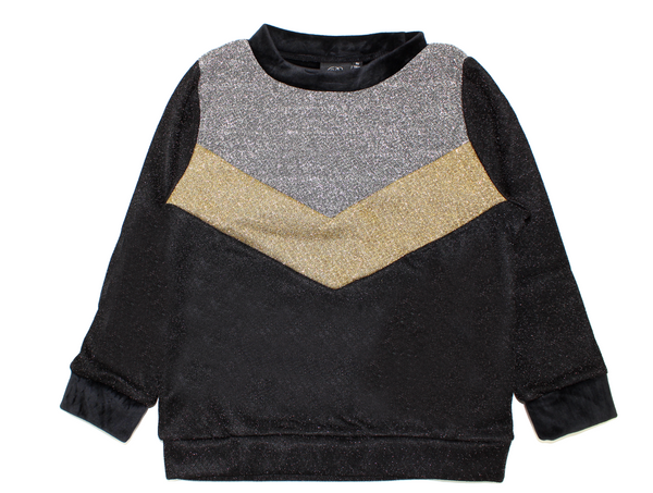 Glitter and Gold Sweat