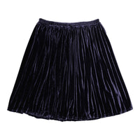 Mandy Skirt Velvet Eclipse