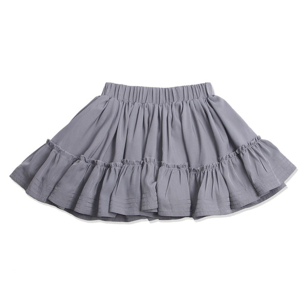 Elin Skirt Dark Grey