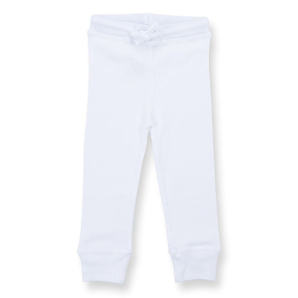 Baby Legging White
