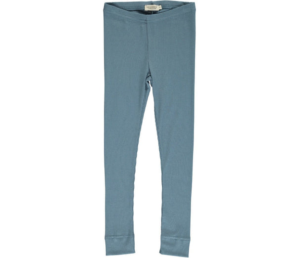 MarMar Copenhagen - Leggings Modal Blue Mirage