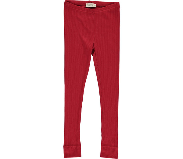 MarMar Copenhagen - Leggings Modal Chili Pepper