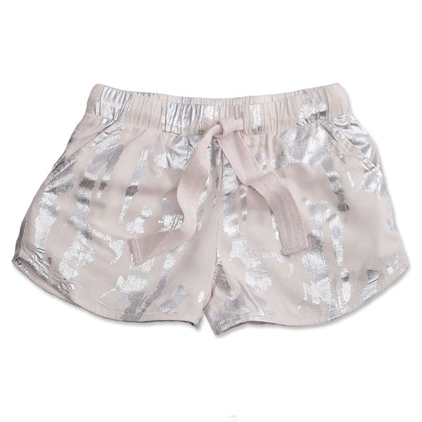 Dee Shorts Silver Splash