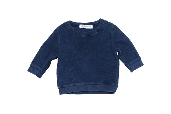 Buck Sweater Baby Indigo