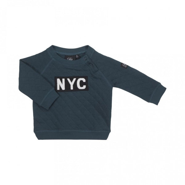 Sweat NYC Blue Petit by Sofie Schnoor Babykläder