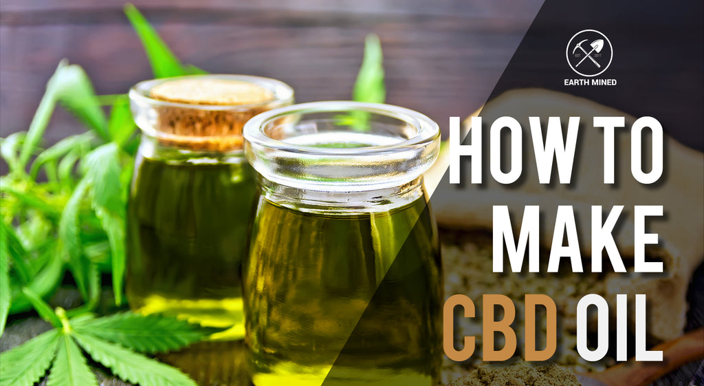 How To Make CBD Oil at Home: The Perfect Step-By-Step Guide