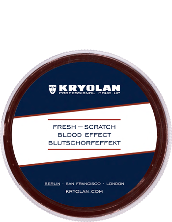 Kryolan Fresh Scratch Dark 15 ml - Art 4087