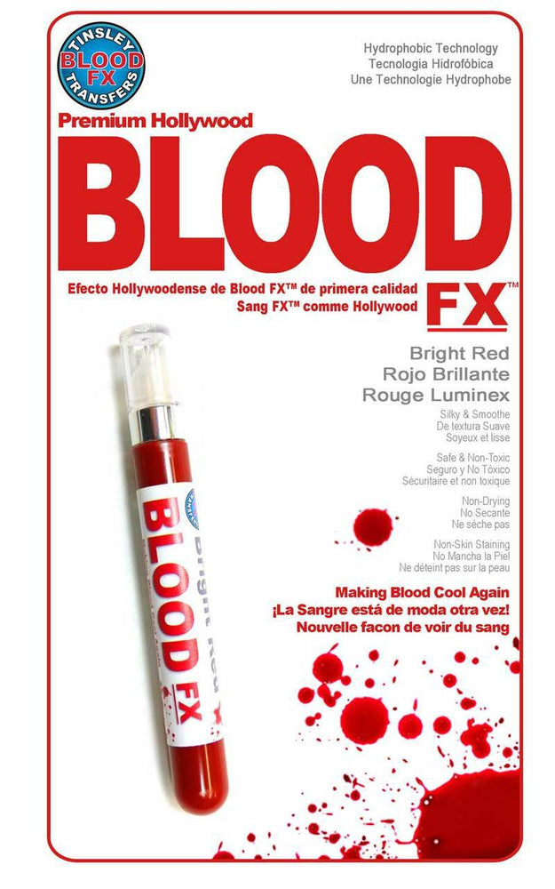 Tinsley Blood FX - Bright Red Hydrophobic