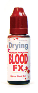 Tinsley Blood FX - Red Drying Blood