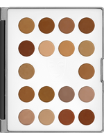 Kryolan HD Mini Palette Foundation Art. 19018 #2