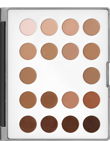 Kryolan HD Mini Palette Foundation Art. 19018 #3