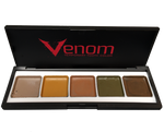 Venom Tooth Color Palette - Decay