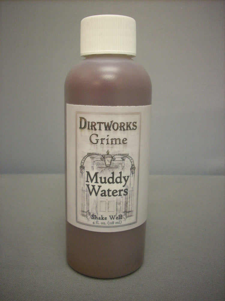 Dirtworks Grime Spray Muddy Waters