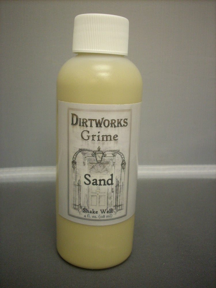 Dirtworks Grime Spray Sand