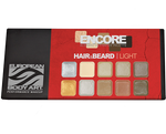 Encore Hair & Beard Light Palette