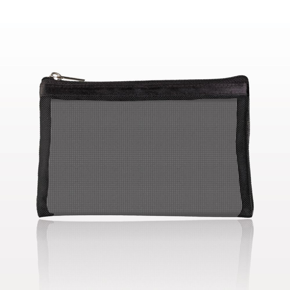 Mesh Pouch with Zipper - Small