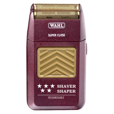 WAHL 5 Star Rechargeable Shaver/Shaper