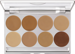HD Micro Foundation Cream Palette 8-Color Art. 19108 MFC1