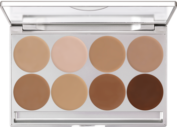 HD Micro Foundation Cream Palette 8-Color Art. 19108 MFC2