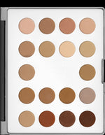 Kryolan HD Mini Palette Foundation Art. 19018 #4