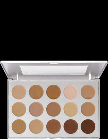 HD Micro Foundation Cream 15-Color Palette Art. 19115
