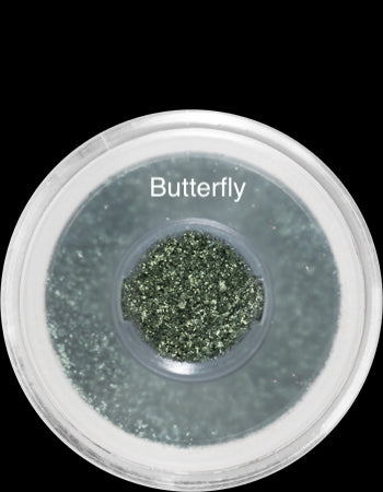 Holographic Pigment Butterfly