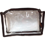 "OnDGo 110 Travel Bag 10"" x 6"" Clear"