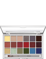 Kryolan Supracolor Coloring Vision Palette Art. 1018 Effects