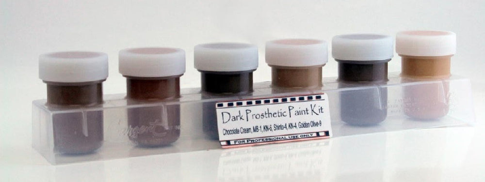 Thomas Surprenant Dark Prosthetic Paint Kit