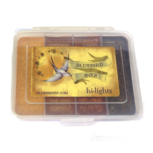 Bluebird Hi-Lights Palette - 4 Shades