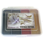 Bluebird Vintage Tattoo Palette - 4 Shades