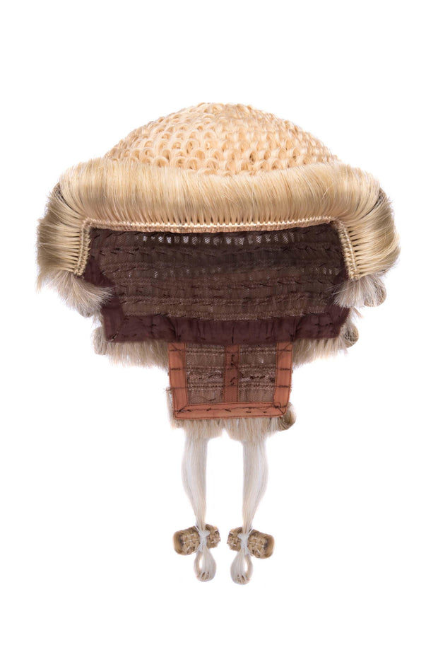 Traditional Blonde Barrister's Wig - African/Asian Countries