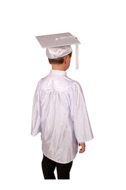 Shiny Primary School Graduation Gown and Cap