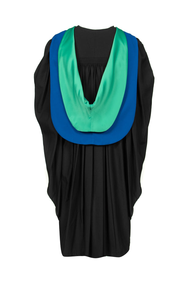 University of Northampton | UDC Gown, Cap and Hood Set