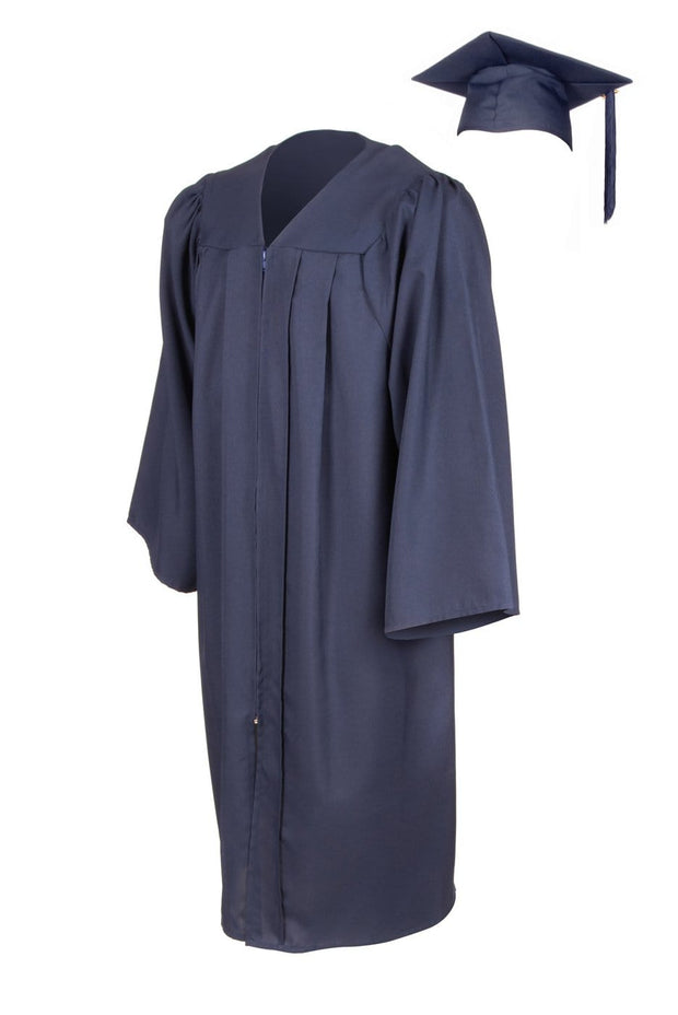 American Gown and Cap (Matte)