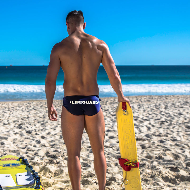 Lifeguard- Navy brief