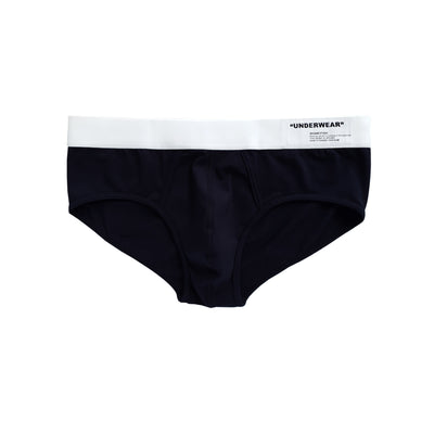 BRIEF- DARK NAVY
